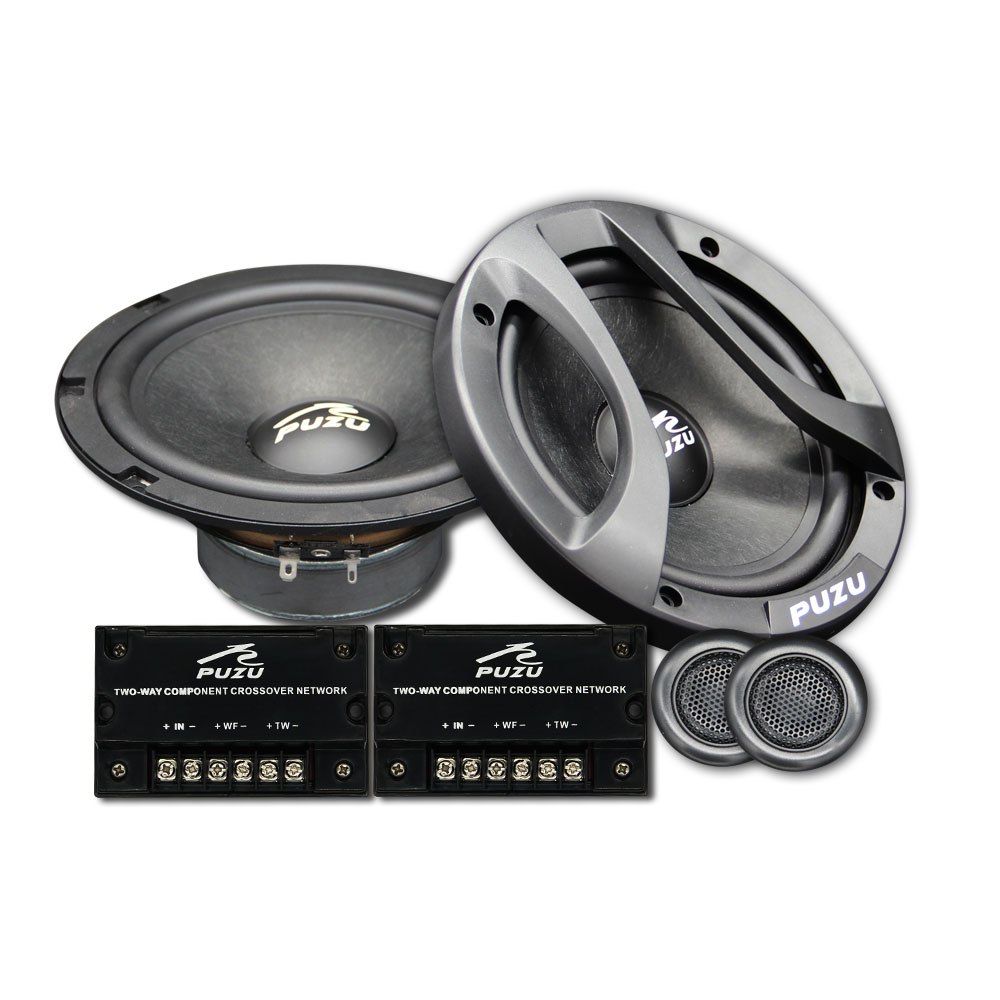 PUZU 6.5inch Component car speakers PZ-C165